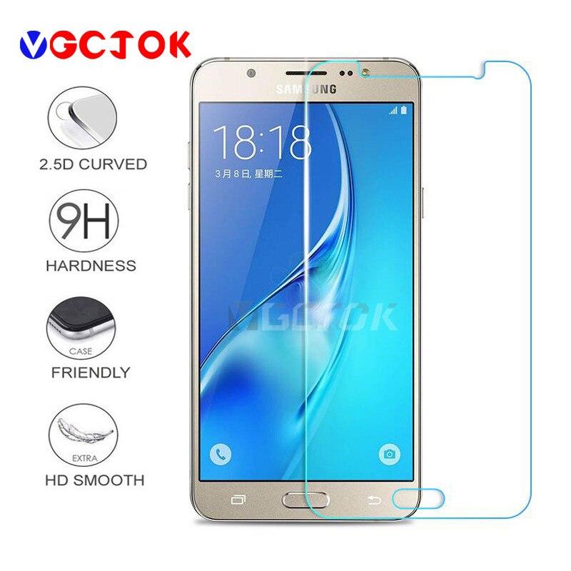 9H 0.26mm Screen Tempered Glass for Samsung Galaxy J3 J5 J7 2017 J1 2016 Ace j310 j510 j710 Screen Protector Toughened glass