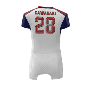 Image 2 - Kawasaki Custom Sublimation American Football Jersey Top Men USA Collage  Practice /Racing Football Shirts Jersey Plus Size