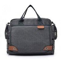 الرجال أكياس قماش رسول الكتف حقيبة crossbody الرافعة حقيبة حقيبة الكتف أكياس حقيبة بسيطة الذكور دائم a8