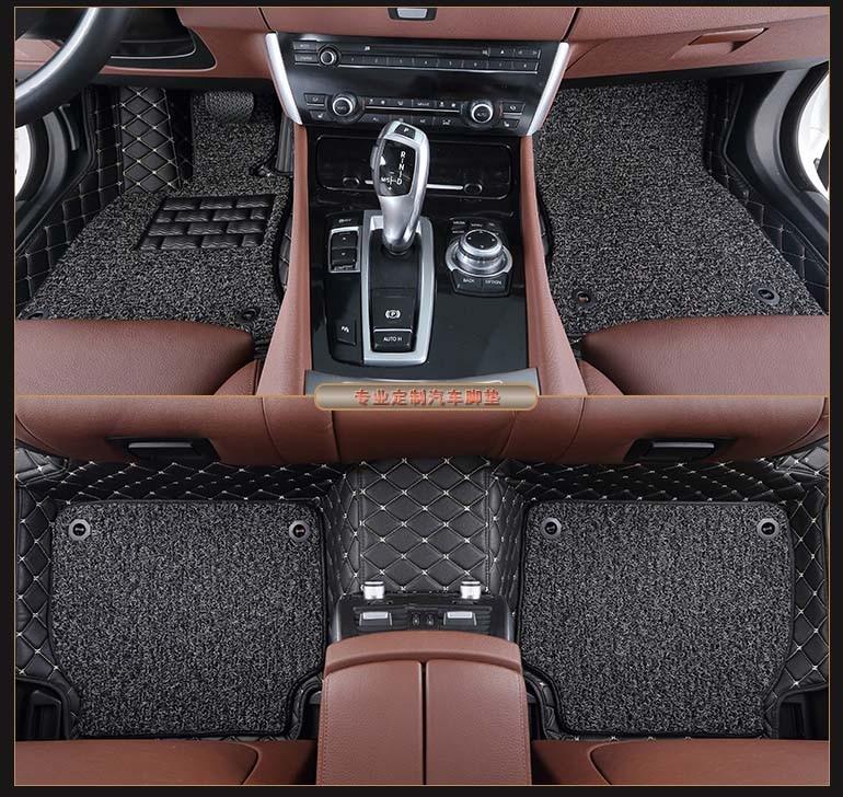 Audi A1 A3 A4 A5 A6 A7 A8 A4L A6L A8L S3 S5 S6 S7 S8 Q3 Q5 Q6 QT - Avtomobil daxili aksesuarları - Fotoqrafiya 5