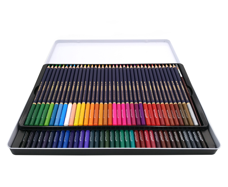 NYONI Water coloured pencil set 09