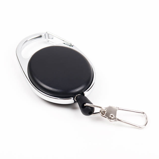 online shop 1pc retractable pull keychain lanyard id badge holderonline shop 1pc retractable pull keychain lanyard id badge holder name tag card belt clip key ring buckle badge holder accessories aliexpress mobile