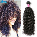 Brazilian Water Wave Hair Remy Hair Bundles Water Curly Human Hair Extensions Unprocessed Virgin Brazilian Hair Bundles For Sale