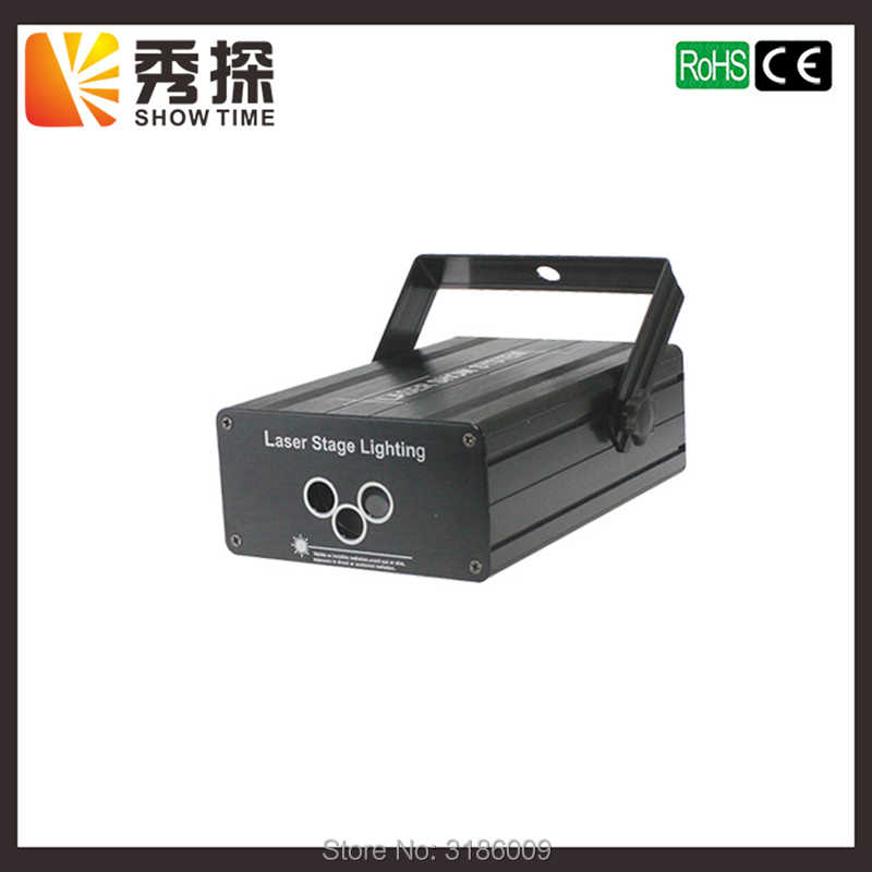 Hot Sell 3 Lens RGB Red Green Blue Beam Pattern Network Laser Light Home  PRO DJ Show KTV Scanner Club Stage Lighting
