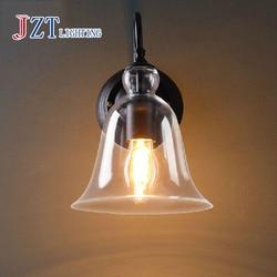 Z amerykański styl vintage kinkiet oświetlenie wewnętrzne lampki nocne kinkiety dla domu o średnicy 110 V/220 V e27 (żarówka nie jest wliczony w cenę)|Lampy ścienne|Lampy i oświetlenie -