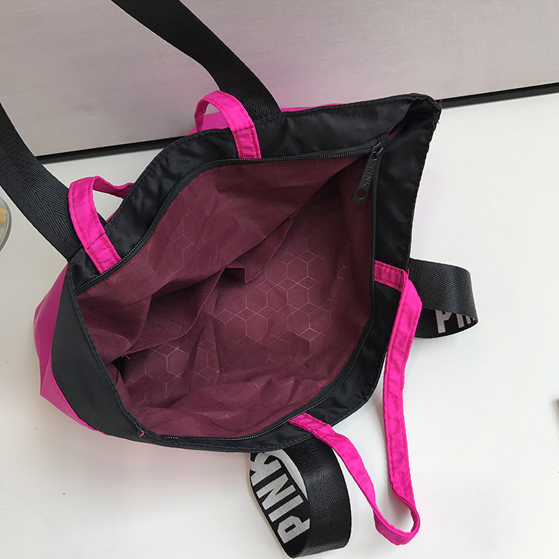 2018 Oxford Pink Multifunctional Outdoor Women Sport Bag Training Gym S Sports Handbags Fitness For In Bags From