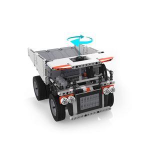 Image 3 - Original XiaoMi Mijia Mitu Mi Truck Builder Steering wheel control Bucket lifting system Rear wheel independent differential