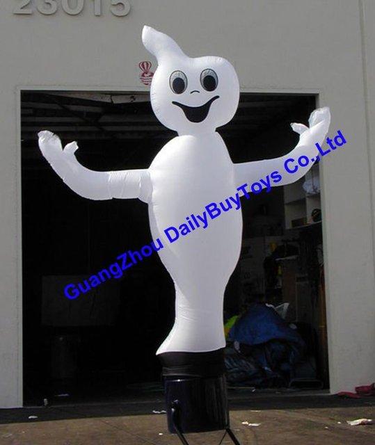 AD22 DHL & Надувные Духа Воздуха танцор Хэллоуин танцор неба футов-26ft 3 м-8 м Высокой и Бесплатно Прочный веревка 100% положительных отзывов
