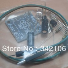 Free Shipping!!! 50pcs Simple electronic diy production suit