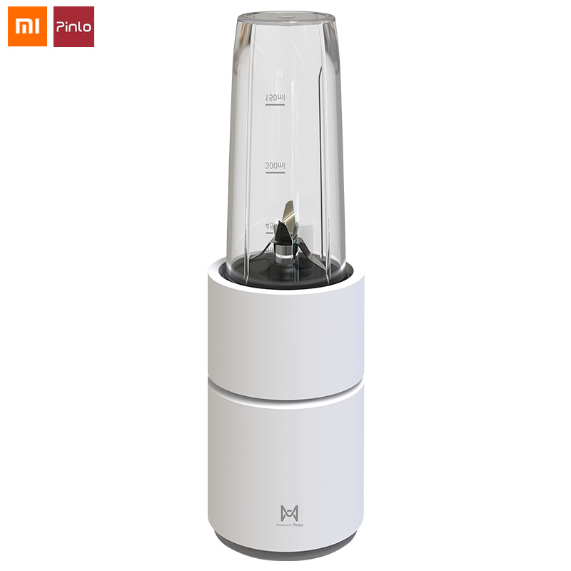 Xiaomi Pinlo Fruit Vegetable Mixing Cooking Machine 450ml Cup Mini Electric Fruit Juicer Squeezer Mixers For