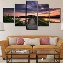 Home Decor Picture Wall Art Canvas Landscape Painting Modern HD Printed Paintings Artwork