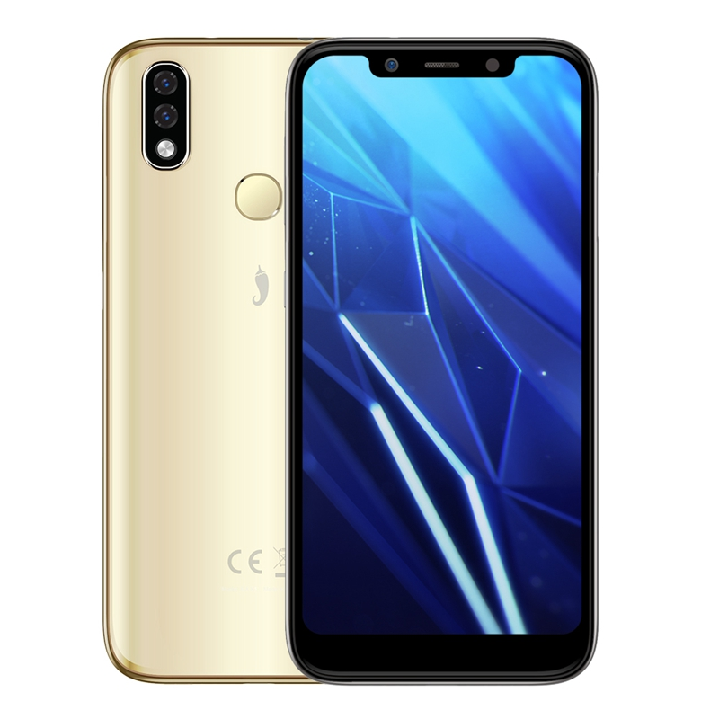 "Real Octa Core 5.67"" 18:9 iLA X1 13MP 5MP 3GB 32GB 3050mAh Mobile Phone U-Notch Screen Smartphone Android 8.1 Face ID Cellphone"