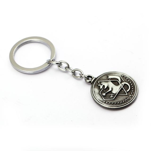 Fullmetal Alchemist Edward Elric Pendants Necklace