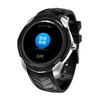 Bakeey C1 GPS Smart Android Watch Men Heart Rate Monitor Pedometer Sports Mode Bluetooth Smart Watch Support 32G