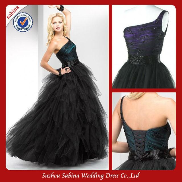 Discount P0900 Prom Dress Sewing Patterns Ruffled Bottom Puffy