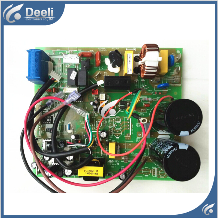 95% new good working for air conditioning Computer board KFR-35GW27FZBP board good working 95% new for haier refrigerator computer board circuit board bcd 198k 0064000619 driver board good working