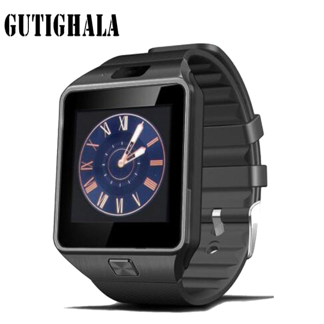 Smart Watch DZ09 With Camera Bluetooth Connected SIM Card Smartwatch For Android cell phone PK GT08 dz 09 men wrist watch