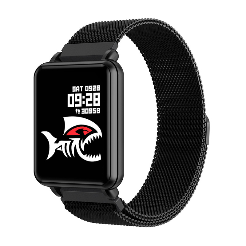 COLMI Land 1 Full touch screen Smart <font><b>watch</b></font> Sport fitness tracker <font><b>IP68</b></font> wasserdichte Bluetooth Männer <font><b>Smartwatch</b></font> Für Android IOS Telefon image