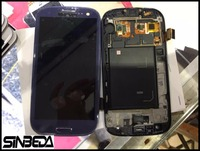Sinbeda Cheap Price LCD Display For Samsung Galaxy S3 I9300 LCD And Touch Screen Digitizer Replacement