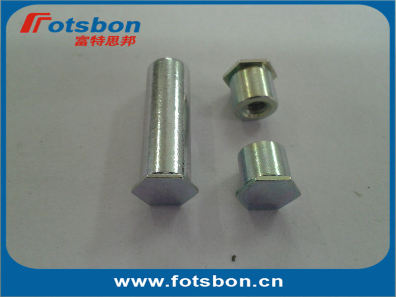 BSO4-3.5M3-10 Blind hole standoffs, SUS 416, made in china bso4 m6 6 blind hole standoffs sus 416 in stock