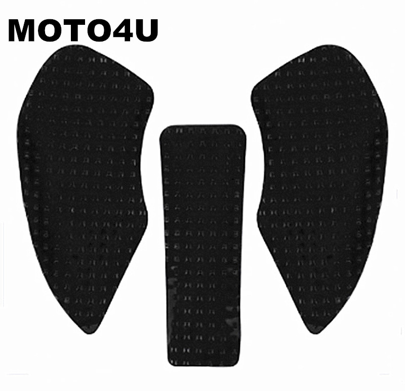 MOTO4U Motorcycle Anti slip Tank Pad 3M Side Gas Knee Grip Traction Pads Protector Sticker For BMW R NINE T 2014 2015 bjmoto for ktm duke 390 200 125 motorcycle tank pad protector sticker decal gas knee grip tank traction pad side