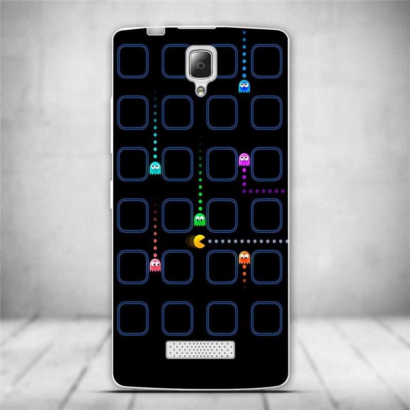 Luksusowe tylna pokrywa miękki tpu case dla lenovo a2010 a 2010 szczupła cienkie silikonowe etui na telefony dla lenovo a2010-a/a 2010 powrót skóry 26