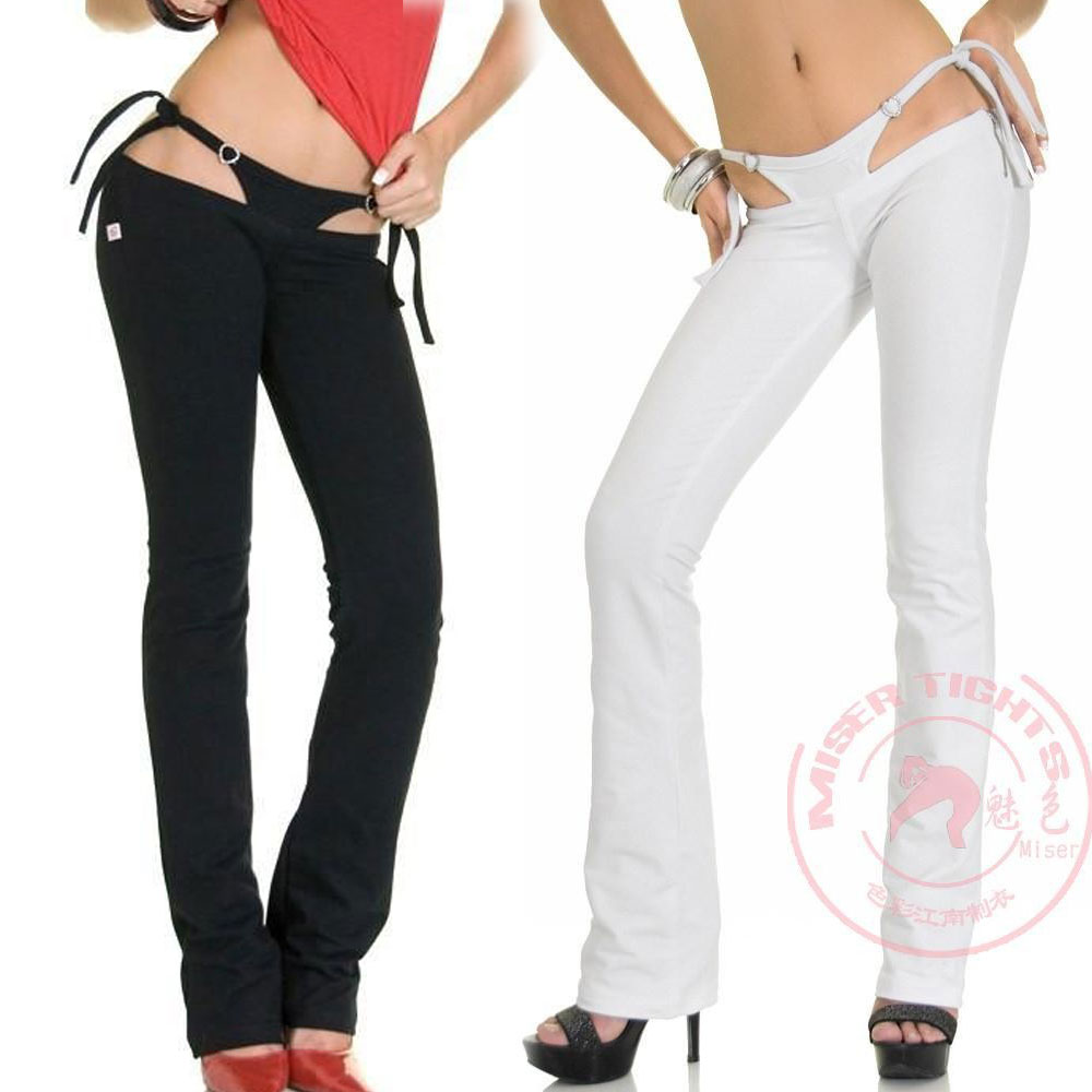 Popular White Capris Women Long Capri Pants-Buy Cheap White Capris ...