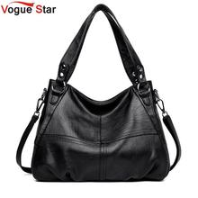 Women's Genuine Leather Handbag Ladies bags Large Leather De