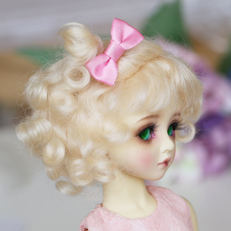 High Quality doll wig