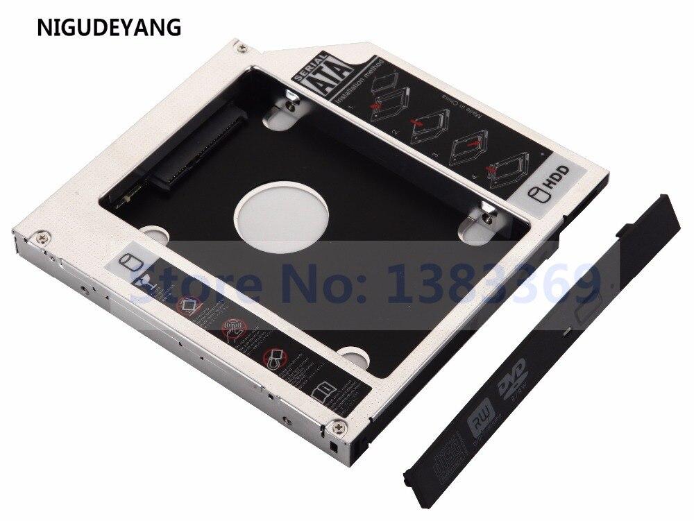 Computer & Büro Hdd Gehäuse Qualifiziert Nigudeyang Sata Zweite Festplattenlaufwerk Hdd Ssd Caddy Adapter Für Hp Dv7-6135dx Dv7-4050ed Ad-7701h Ts-l633j