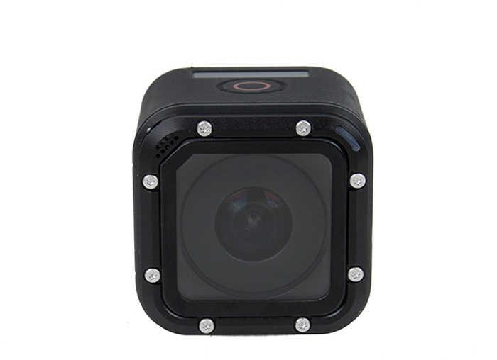 Алюминиевая рамка фильтра крышка объектива водонепроницаемый чехол для Go Pro Hero7 5 Session Gopro 5s 4S экшн Спортивная камера аксессуары комплект