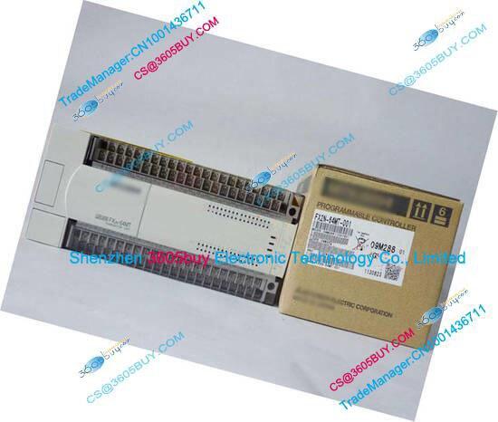 New Original FX2N-64MT-001 PLC Main Unit DI 32 DO 32 Transistor AC 220V
