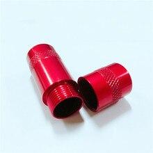 36 шт./лот 6 цветов алюминиевые N2O крекеры для крема