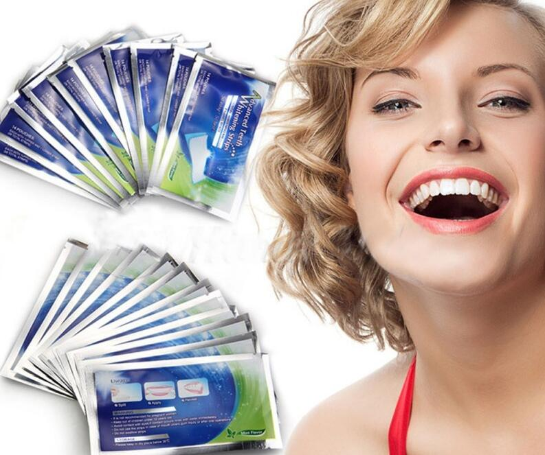 Fast Express Shipping 50packs Lot Home Teeth Whitening Strips New