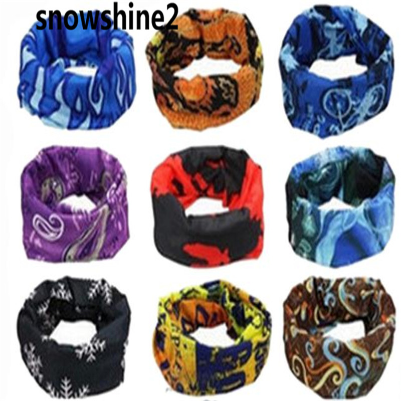 snowshine2 #3001 Quick-drying breathable outdoor riding scarf multifunction bicycle wholesale
