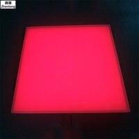 DMX External Control Sensor/Animal Calls Induction Brick Light Colorful Glowing Floor Light for Bar Disco Hotel Garden Square