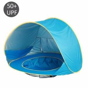 Baby Beach Tent Waterproof Pop