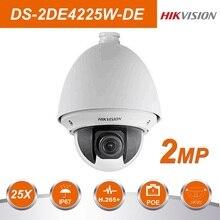 HIK оригинальный DS-2DE4225W-DE 25X 4,8-120 мм зум объектив POE IP камера наблюдения Videcam скорость купол