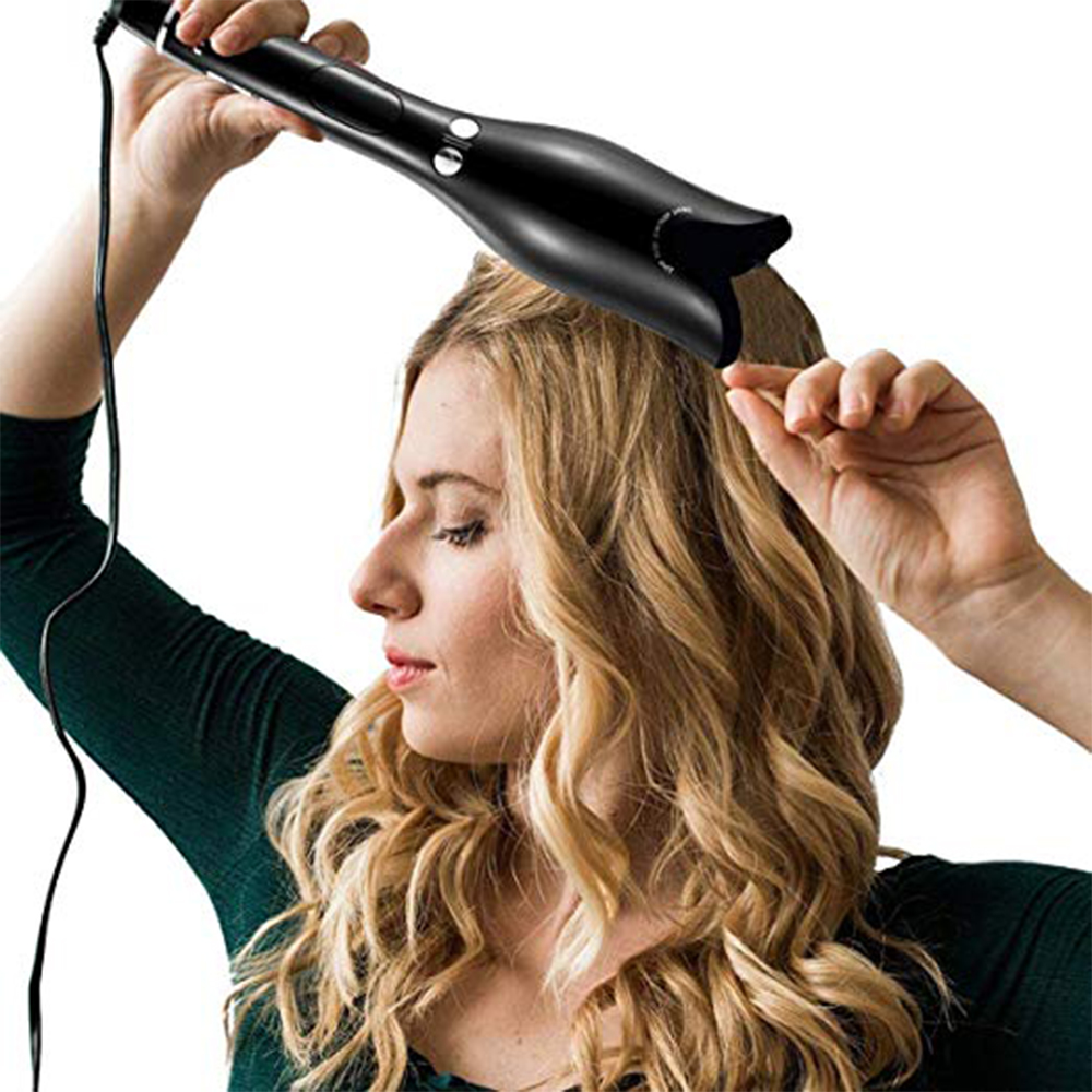 2019 New Professional Automatic Hair Curling Iron Magic Electric Hair Curler Roller Curling Wand Ceramic Hair