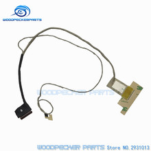 "Free Transport Laptop computer New Liquid crystal display Cable For HP For Pavilion 17-F 17-F037CL 17-F(A) 17.three"" P/n:DDY17ALC010 DDY17ALC000 DDY17ALC020"