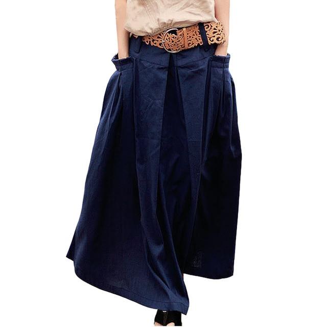 Aliexpress.com : Buy Women Long Skirt 2017 Spring Summer Saia ...