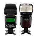 Meike mk-930 ii mk930ii mk 930 ii para nikon canon olympus panasonic dslr câmeras flash speedlight speedlite + difusor