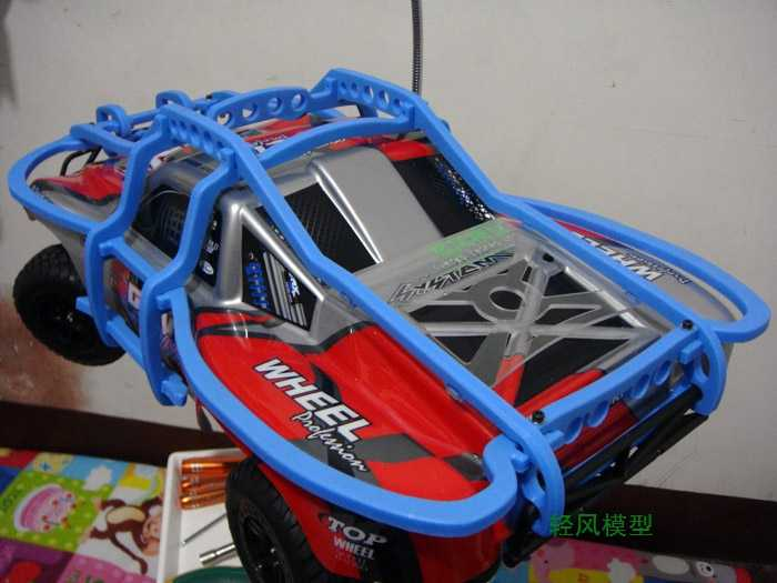 rc car parts ,Remote control car roll cage, Protective cover