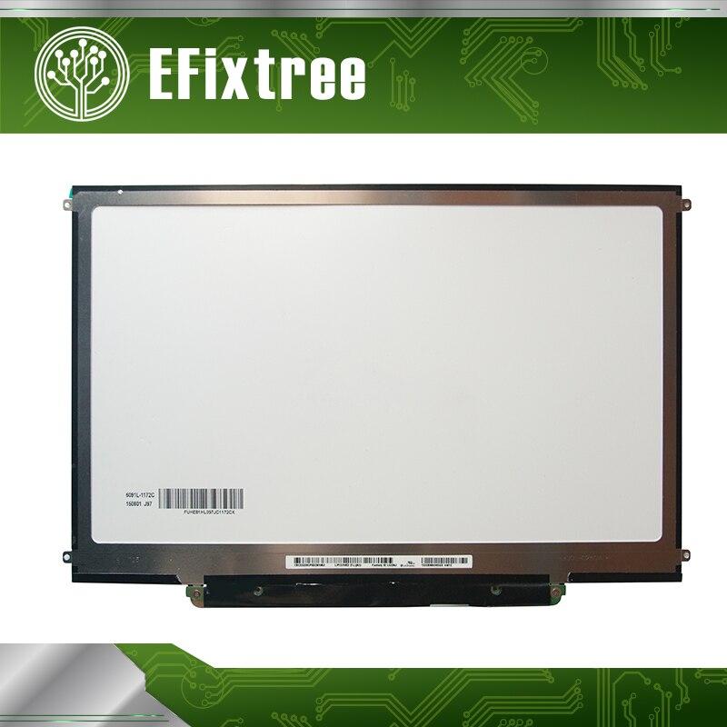 10 pcs /Lot Laptop LCD Screen Display For Macbook Unibody Pro 13.3