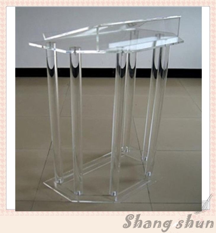 speak easy водолазки Speak Rostrum Modern Elegant Floor Standing Acrylic Dais Speech Stand Clear Acrylic Lectern Podium