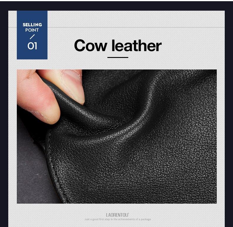 vaca masculina carteira bolsa padrão cartões carteiras