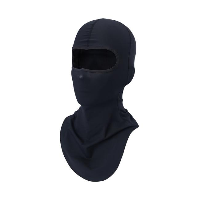 HEROBIKER Motorcycle Mask Balaclava Face Shield Biker Motorbike Warmer Sun-protection Headwear Full Face Mask Motorcycle Maske 1