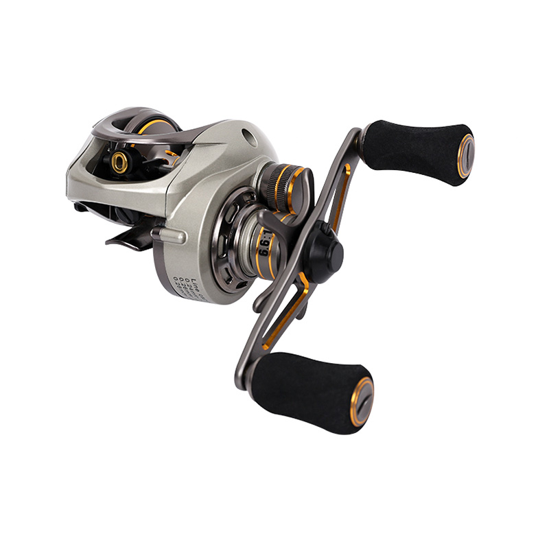 TSURINOYA CK 150 Casting Fishing Lure Reel Darg 6kg Gear Ratio 6 6 1 9 1