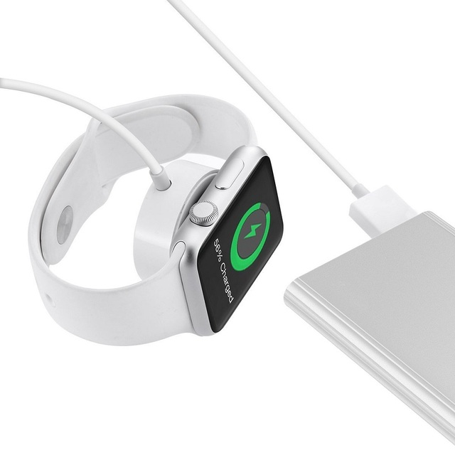 Fast Wireless Magnetic Charger for Apple Watch