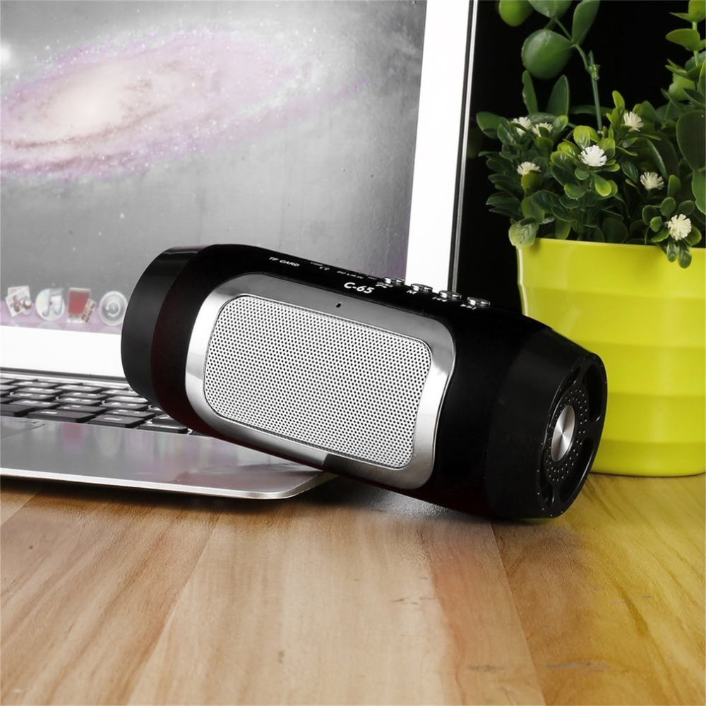 Mini Portable Bluetooth Wireless Speaker Support TF Card Hand-free Calls Outdoor Home Party Stereo Music Loudspeaker Lightweight